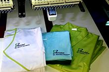 Broderie îmbrăcăminte de muncă